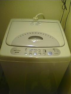 レオパレス洗濯機