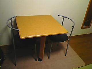 レオパレステーブル